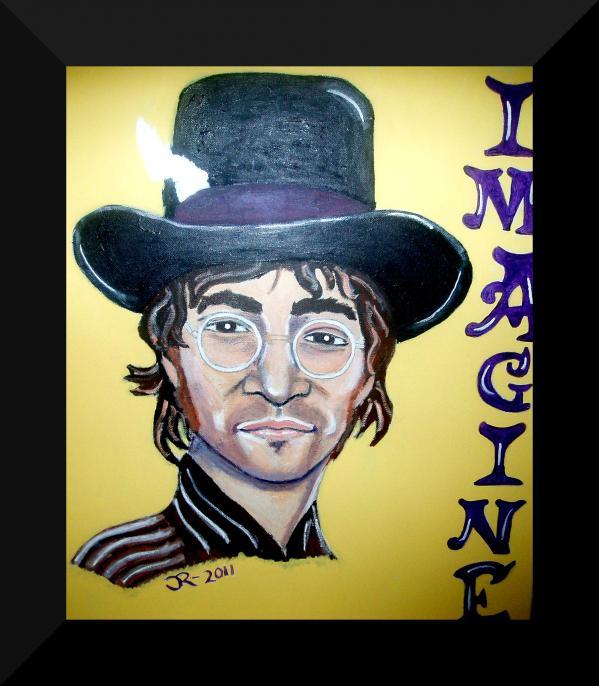 John Lennon por jessie123